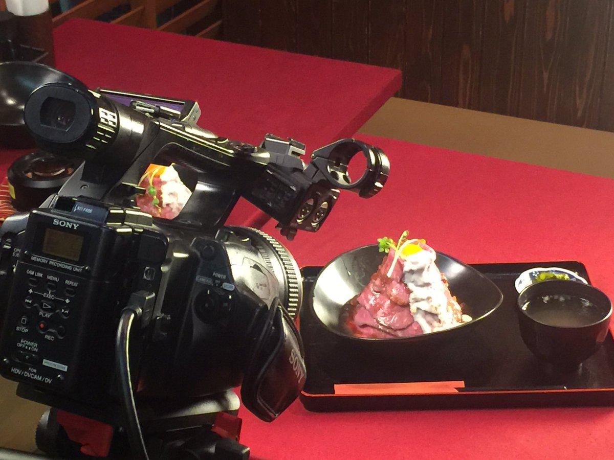 日本テレビ「幸せ!ボンビーガール」吉祥寺ローストビーフ丼・牛かつ「GYU-GYU」